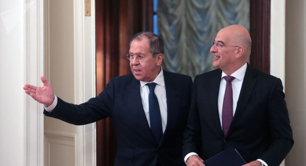 Δένδιας: Ο κ. Λαβρόφ θα έρθει στην Αθήνα, ο πρωθυπουργός θα επισκεφθεί τη Μόσχα