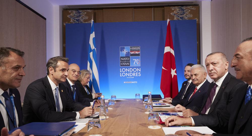 Μητσοτάκης για Ερντογάν: Όταν τον συνάντησα είχε ήδη υποστεί σοβαρή διπλωματική ήττα