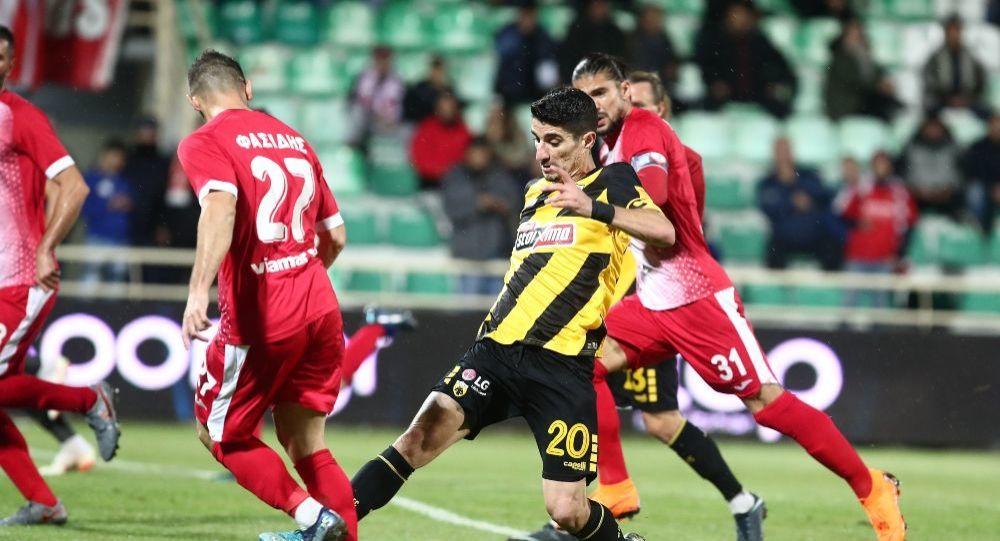 Ξάνθη – ΑΕΚ 0-1: Ντεμπούτο με νίκη για τον Καρέρα