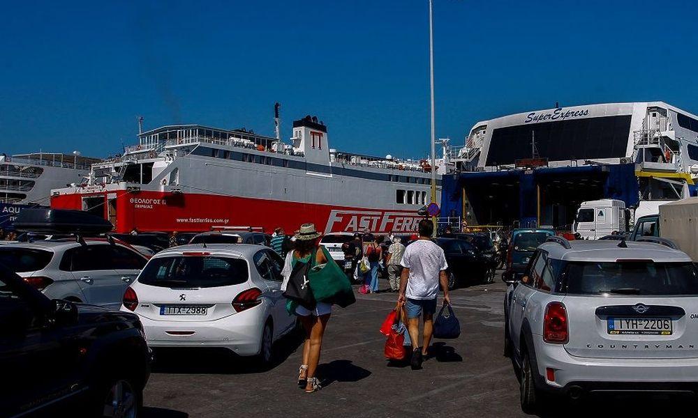 Πωλητήριο σε 10 λιμάνια της χώρας βάζει η Νέα Δημοκρατία