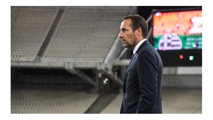 Βαρύ πένθος για τον προπονητή της Εθνικής Ελλάδας