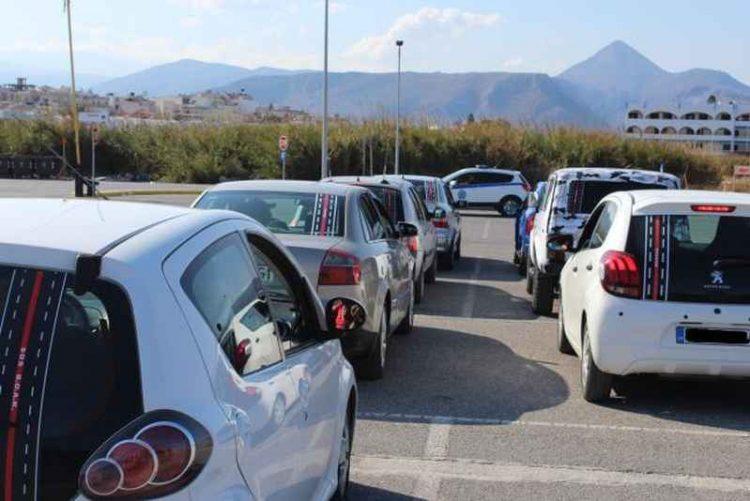 Σήμερα η πρώτη Παγκρήτια αυτοκινητοπομπή στον ΒΟΑΚ