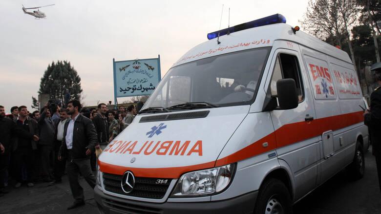 Ιράν: Συνετρίβη μαχητικό αεροσκάφος – Νεκροί οι δύο πιλότοι