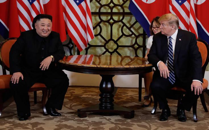 ΗΠΑ σε Βόρεια Κορέα: Επιστρέψτε στο τραπέζι των διαπραγματεύσεων