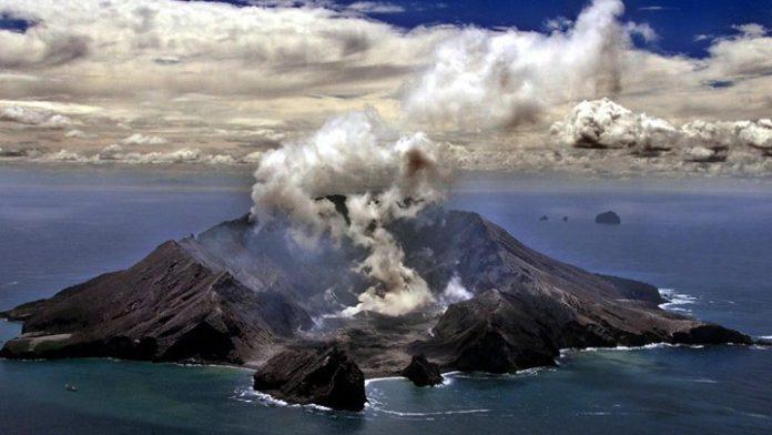 Νέα Ζηλανδία: Έκρηξη ηφαίστειου, τουλάχιστον ένας νεκρός (upd.)