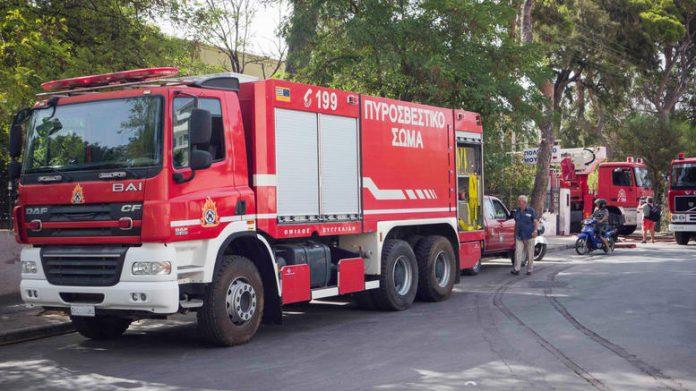 Ενδείξεις εμπρησμού στο ξενοδοχείο της λεωφόρου Συγγρού