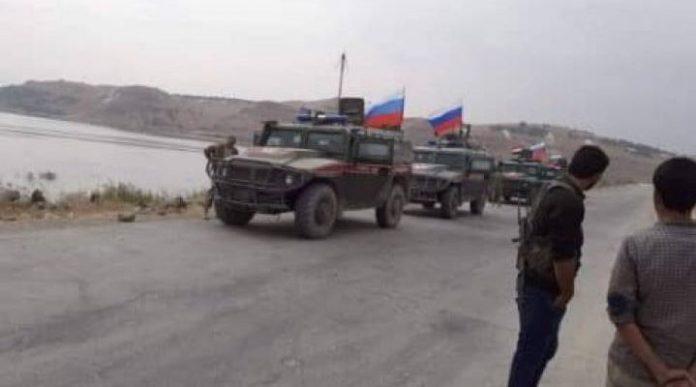 Βόμβα κατά της ρωσικής στρατονομίας στην Συρία… Τρεις τραυματίες