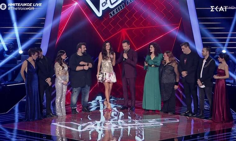 The Voice: Αυτοί πέρασαν στον μεγάλο τελικό! (Photos-Video)