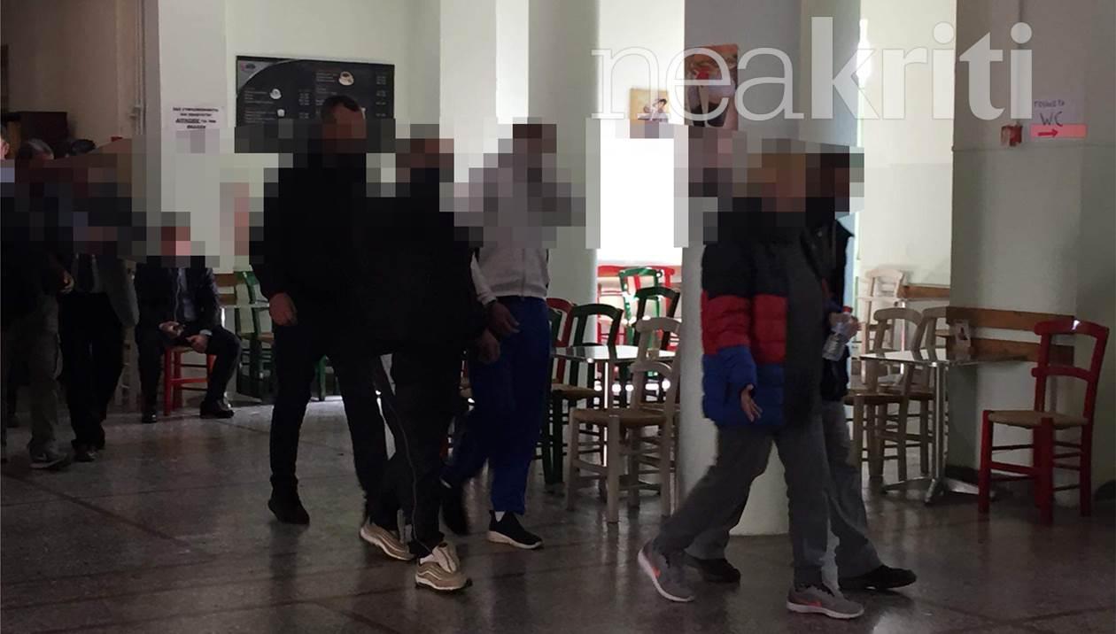 Στη φυλακή οι δύο Αλβανοί για τα 2,5 κιλά ηρωίνη – Ελεύθερη η μάνα