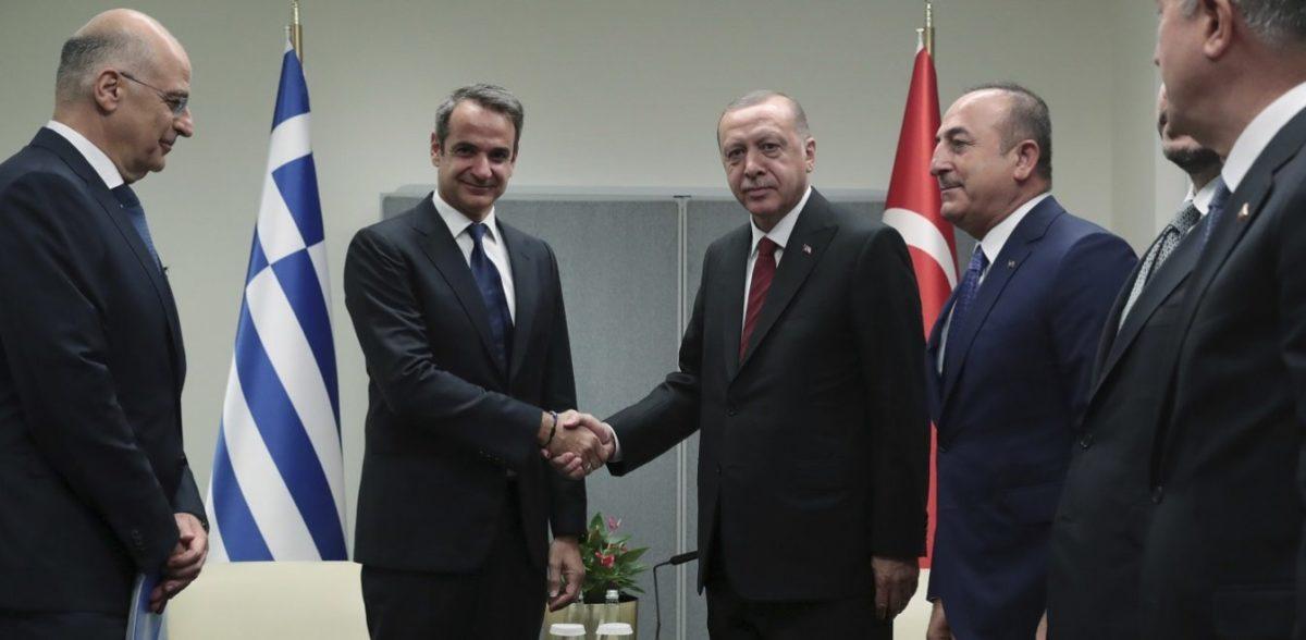 Συνάντηση Μητσοτάκη – Ερντογάν: Οι απαιτήσεις της Ελλάδας και η «θέση μάχης» της Τουρκίας