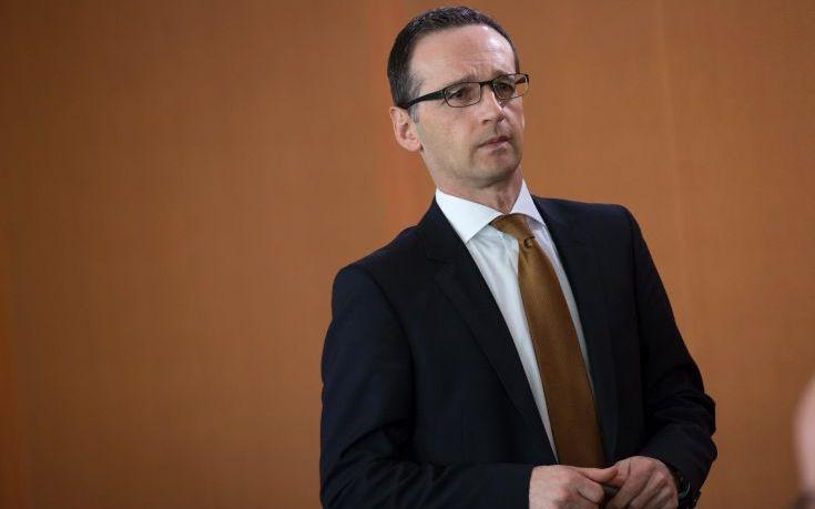 Την εξαγγελία αμερικανικών κυρώσεων καταδικάζει η Γερμανία
