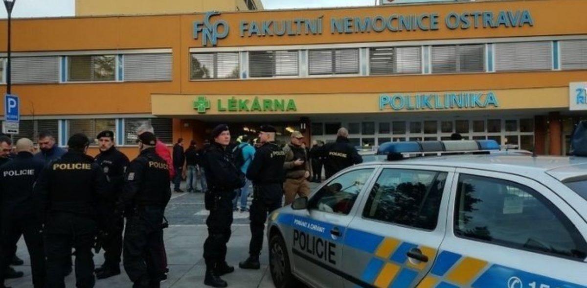 Τσεχία: Πυροβολισμοί σε νοσοκομείο