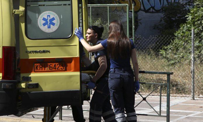 Κρήτη: Σε σοβαρή κατάσταση ένας άνδρας που έπεσε από ξενοδοχείο