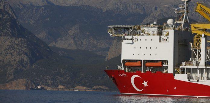 Γεωτρήσεις ανοιχτά της Κρήτης προανήγγειλε ο Τούρκος πρόεδρος, Ρετζέπ Ταγίπ Ερντογάν