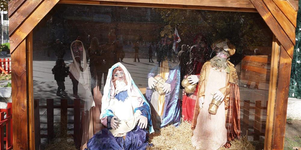 Το απίστευτο κόλπο για να μην ξανακλέψουν το Θείο βρέφος στη Λάρισα [εικόνες]