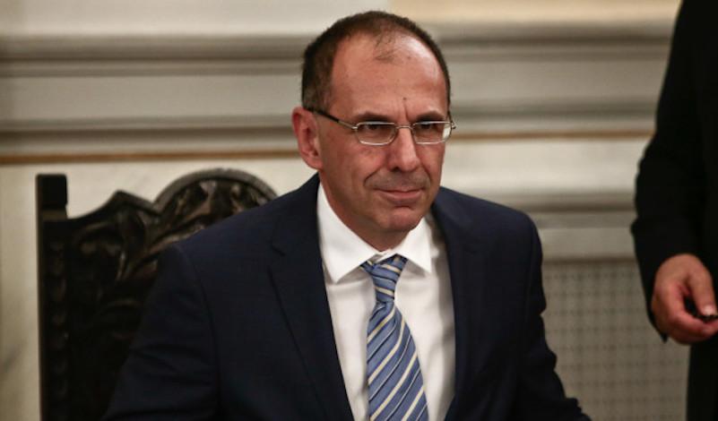 Γεραπετρίτης: Ο πρωθυπουργός θα θέσει το θέμα των τουρκικών προκλήσεων στο ΝΑΤΟ -Διεθνοποιούμε το θέμα