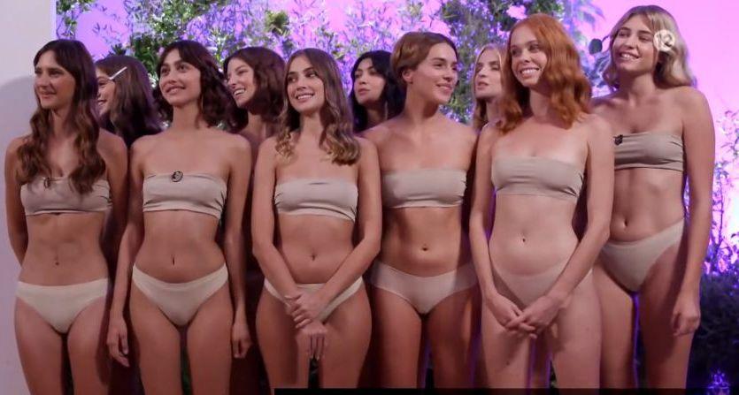 GNTM: Tα κορίτσια μεταμορφώνονται σε εκδοχές σύγχρονης Εύας στον Παράδεισο! Ποια θα αποχωρήσει; [video]