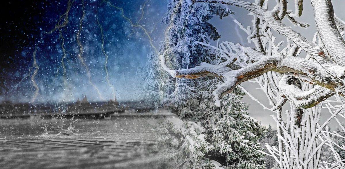 Καιρός – Ετεοκλής: Πού θα «χτυπήσει» με χιόνια και ανέμους έως 10 μποφόρ (vid)