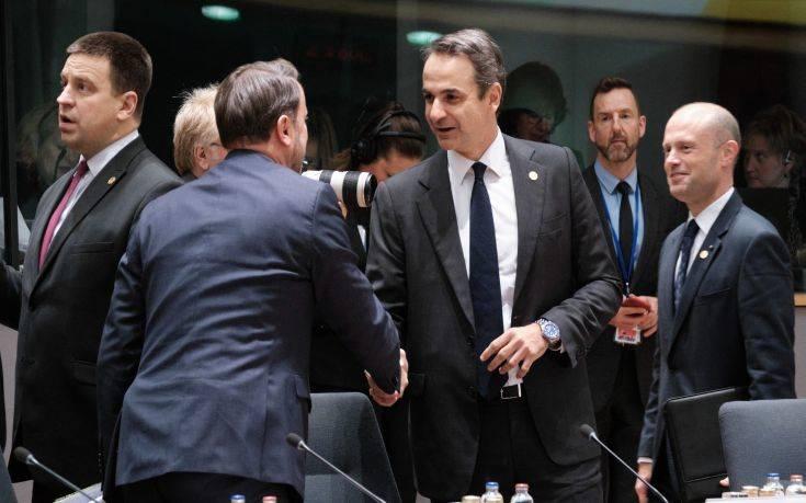 Σύνοδος Κορυφής: «Μέτωπο» των ηγετών απέναντι στην Τουρκία, τι αναφέρει το κείμενο συμπερασμάτων