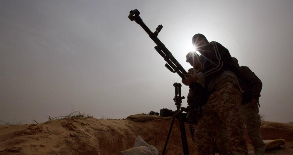Τουρκικό drone κατέρριψε ο στρατός του Χαφτάρ