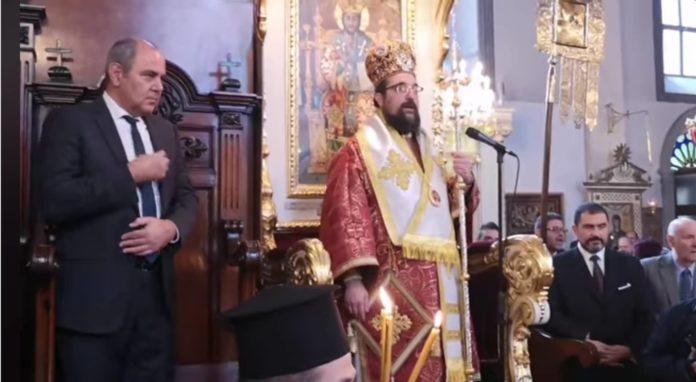 Άξιος! Επίσκοπος χειροτονήθηκε στην Κωνσταντινούπολη ο Δαμασκηνός Λιονάκης | Photos + Video