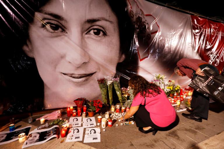 """Μάλτα: """"Σεισμός"""" για την δολοφονία της δημοσιογράφου! «Μου είπε: Θέλω να σκοτώσω την Ντάφνε»"""
