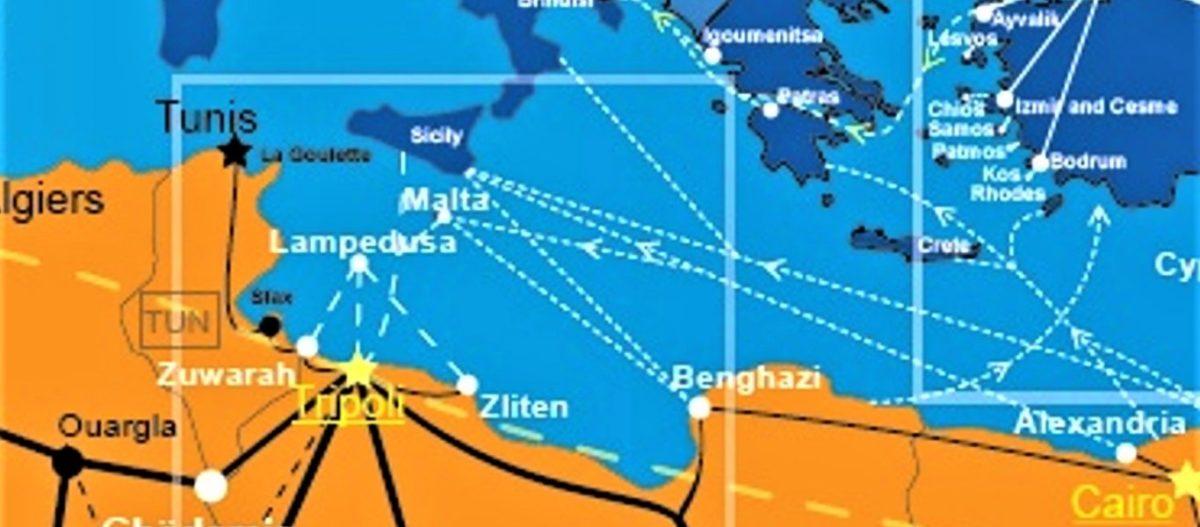Στρατηγός Χ.Χαφτάρ: «Συμφωνήσαμε με την Ελλάδα ναυτικό αποκλεισμό μεταξύ Κρήτης και Λιβύης»