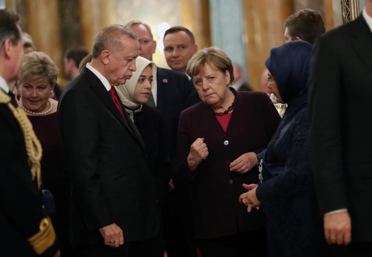 Γερμανία σε Τουρκία: Σεβαστείτε τα κυριαρχικά δικαιώματα των κρατών μελών της Ε.Ε.