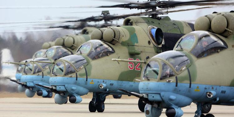 Μi-35Μ: Παραδόθηκαν στη Σερβία οι Ρώσοι «δολοφόνοι των αρμάτων»