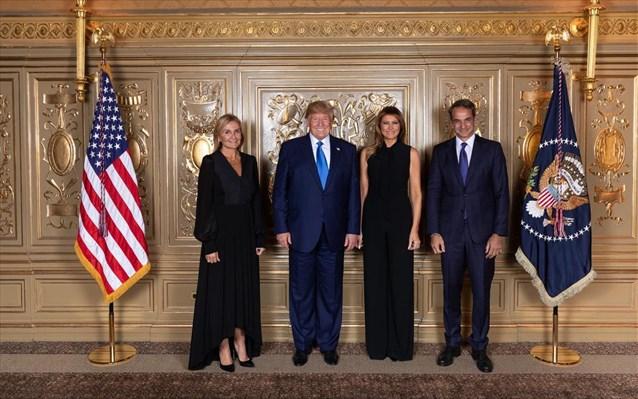«Κλείδωσε» η συνάντηση Μητσοτάκη - Τραμπ στις ΗΠΑ