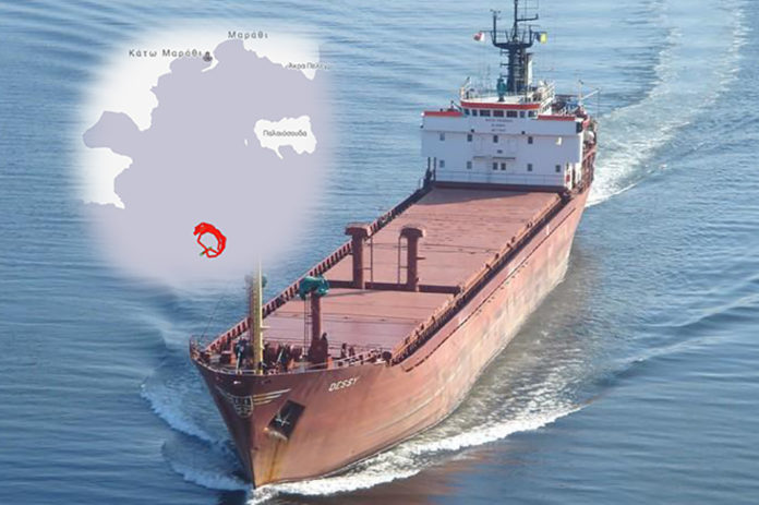 Συναγερμός στην Κρήτη για πλοίο ύποπτο μεταφοράς όπλων