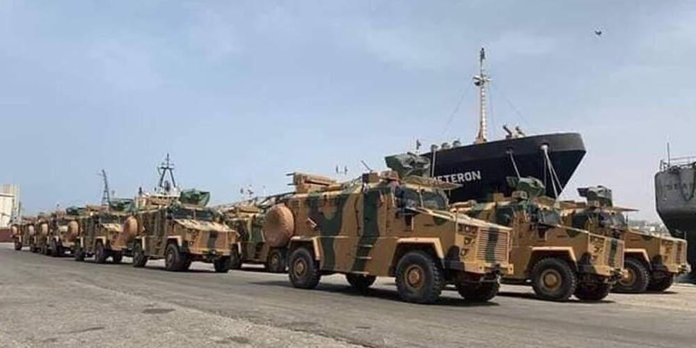 Έγγραφα ντοκουμέντα: Οι πληρωμές της Τουρκίας στη Λιβύη