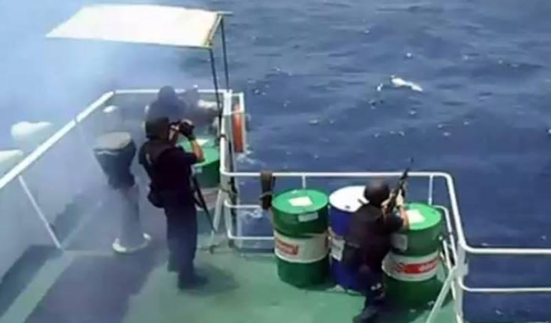 Πειρατές απήγαγαν 19 ναυτικούς από ελληνόκτητο πλοίο!