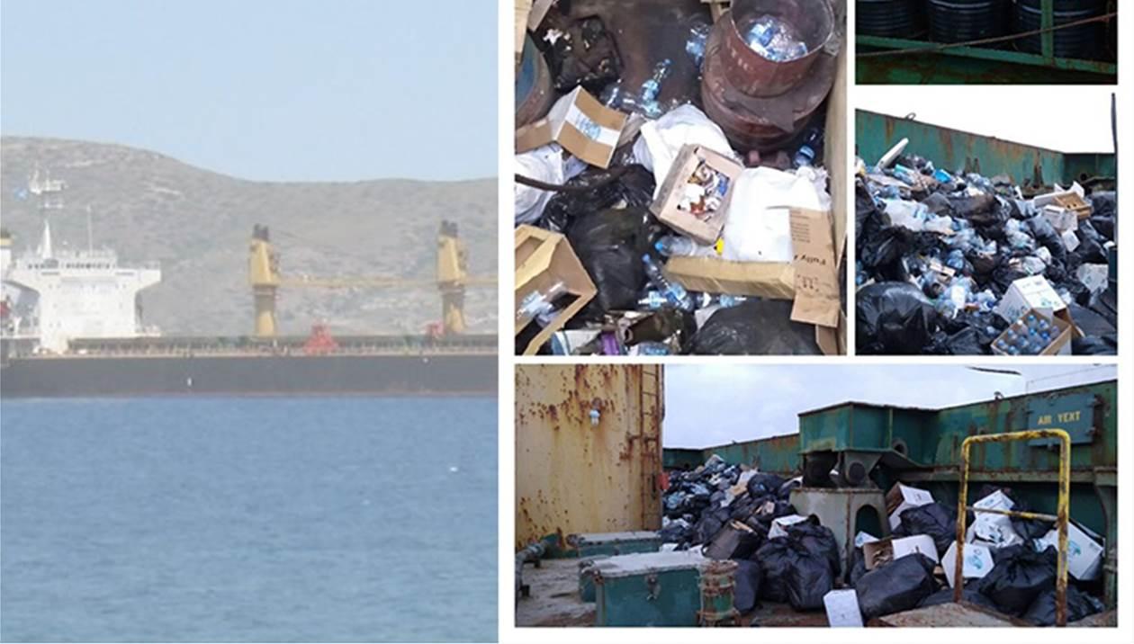 «Όμηρος» σε πλοίο για 82 μέρες – Η δραματική έκκληση του Κρητικού ναυτικού