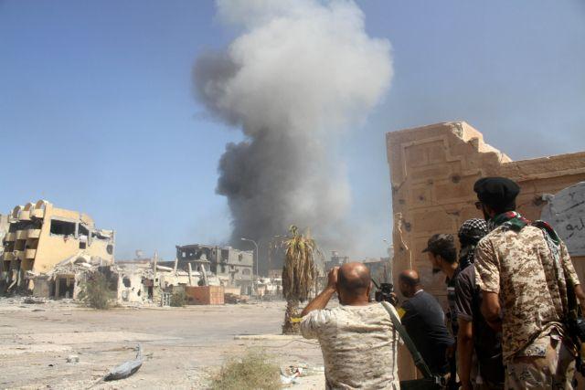 Στρατάρχης Χαφτάρ : Κανένα έλεος στους Σύρους τρομοκράτες που έφερε η Τουρκία στη Λιβύη
