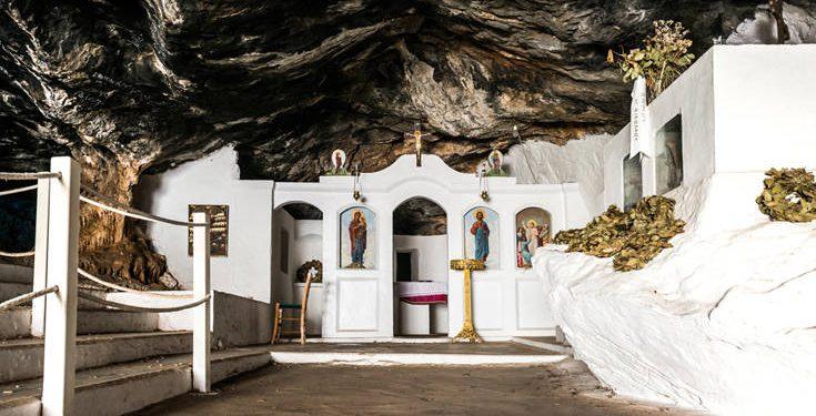 Το σπήλαιο της Κρήτης με την «κατάμαυρη» ιστορία | ΦΩΤΟ