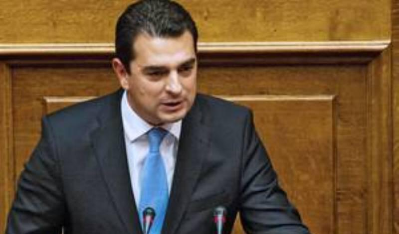 Σκρέκας: Τις επόμενες εβδομάδες στη Βουλή η μελέτη για την υπογειοποίηση καλωδίων μεταφοράς ηλεκτρικής ενέργειας