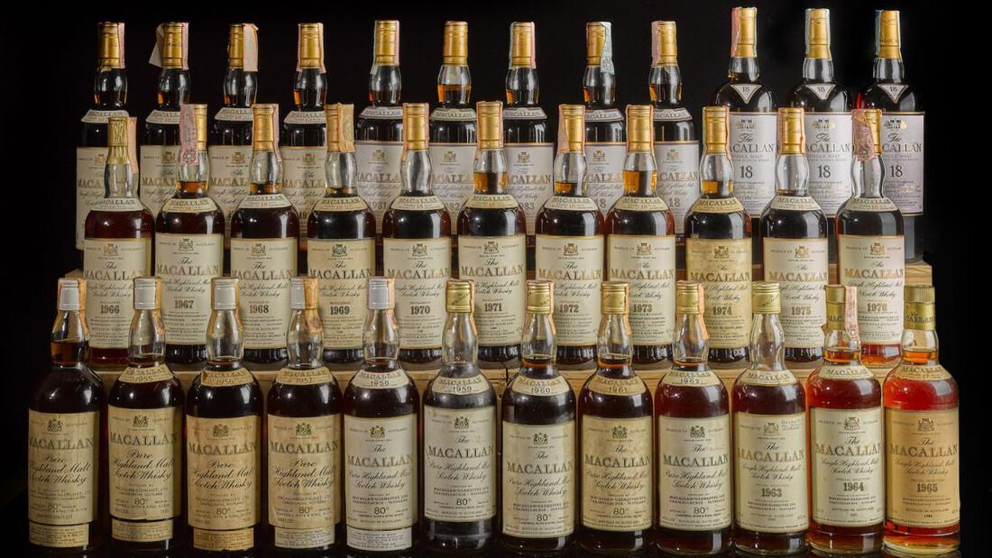 Αυτή είναι και επίσημα η πιο ακριβή συλλογή ουίσκι στον πλανήτη Γη