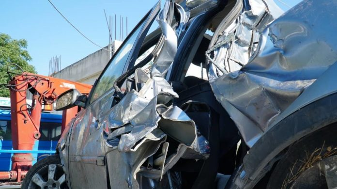 Κρήτη: Τροχαίο για ηλικιωμένο – Εγκλωβίστηκε στο όχημα του