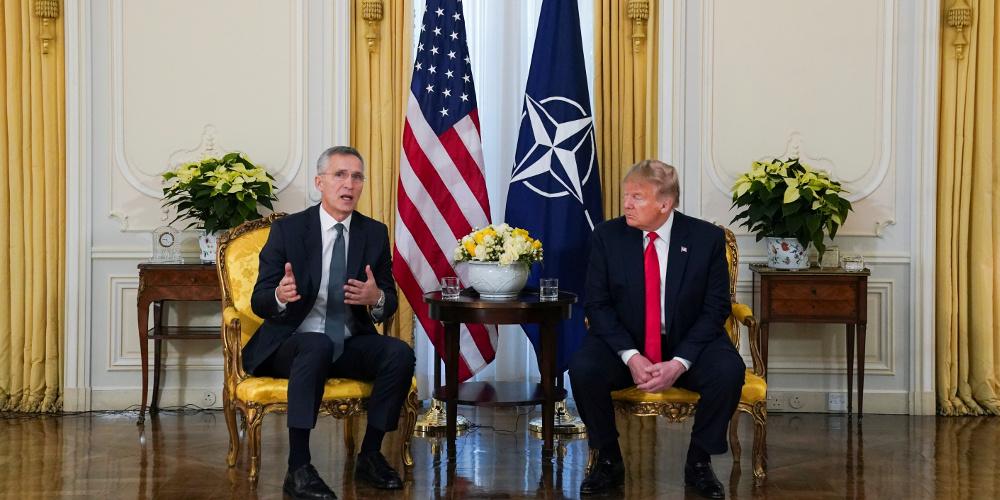 Θα μας τρελάνει ο Τραμπ: Στήριξε Ερντογάν για να αγοράσει τους ρωσικούς S-400 – Επιτέθηκε σε Μακρόν