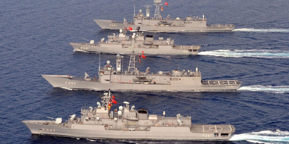 Τουρκία: «Βομβαρδίζει με πολλαπλές NAVTEX την ανατολική Μεσόγειο [pic]