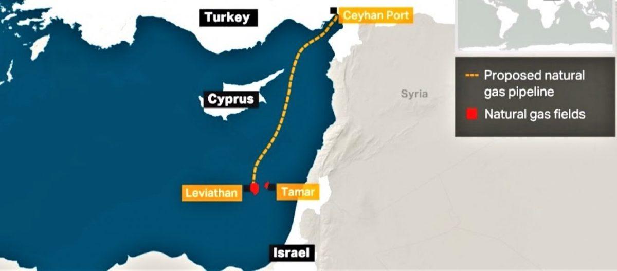 Σοκ από από Τελ Αβίβ σε Αθήνα και Λευκωσία: «Είμαστε ανοικτοί στη δημιουργία αγωγού φ.α. μέσω Τουρκίας για την Ευρώπη»
