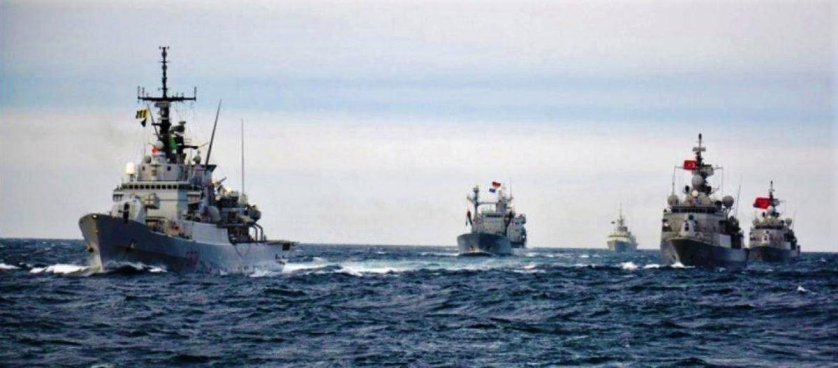 ΕΚΤΑΚΤΟ: Τουρκικό πολεμικό εκδίωξε ισραηλινό ερευνητικό πλοίο από την κυπριακή ΑΟΖ!