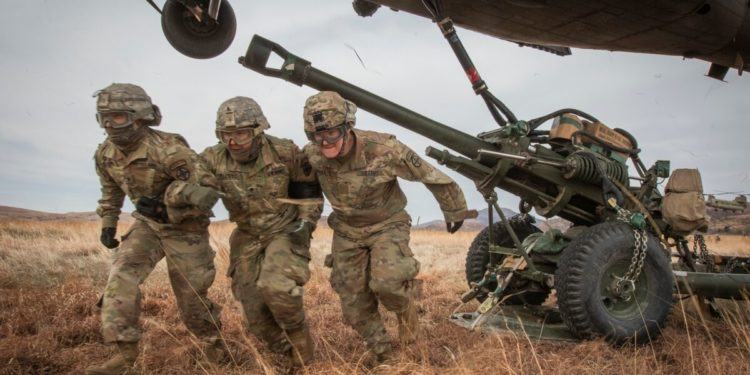 Οι ΗΠΑ στέλνουν ηχηρό μήνυμα στη Ρωσία – 57.000 στρατιώτες έρχονται στην Ευρώπη