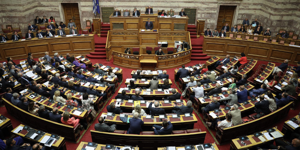 Αύριο ψηφίζεται νέος εκλογικός νόμος -Η κυβέρνηση διαψεύδει ψιθύρους και σενάρια για πρόωρες εκλογές