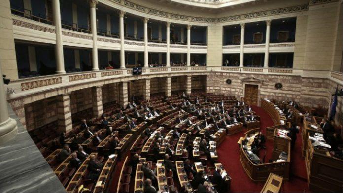 Βουλή – προϋπολογισμός: Άγρια κόντρα ΝΔ – ΣΥΡΙΖΑ