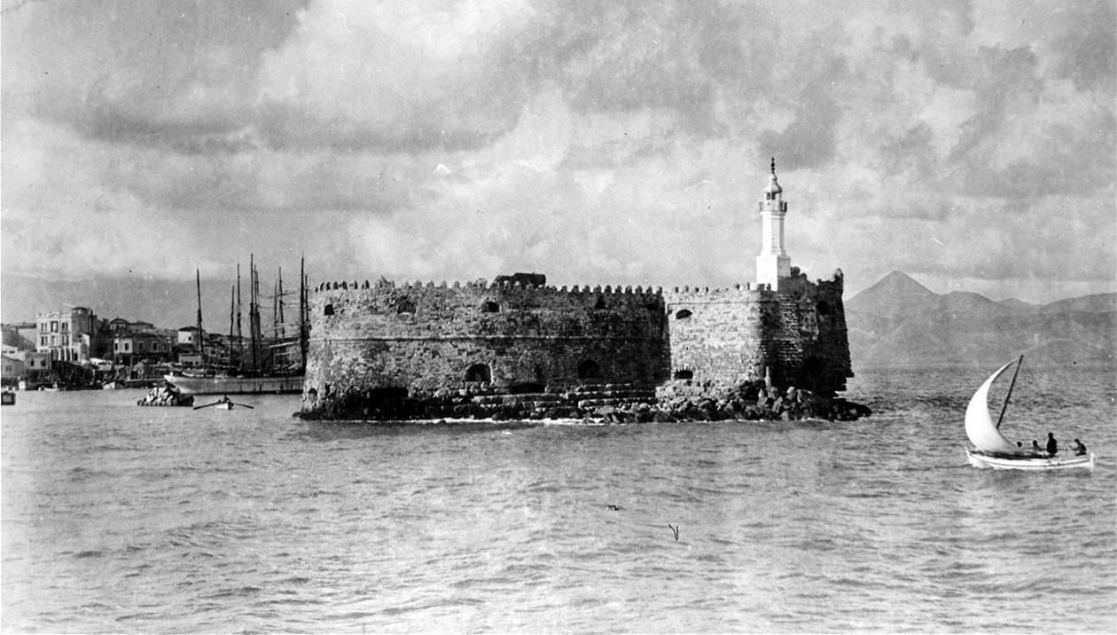 Σπάνιες φωτογραφίες: 1919, η πόλη του Ηράκλειου αγνώριστη
