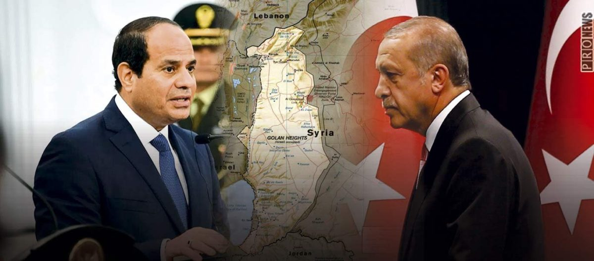 Η Αίγυπτος προειδοποιεί την Τουρκία αντί της Ελλάδας για την Κύπρο! – «Θα έχετε επιπτώσεις αν…»
