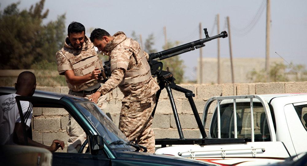 Τουρκικό drone ισχυρίζεται ότι έριξε ο Χαφτάρ – Ρουκέτες στο αεροδρόμιο της Τρίπολης