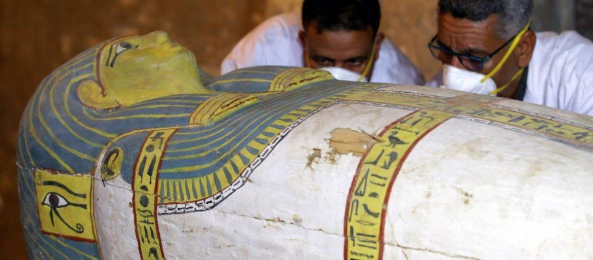 Μούμια «μίλησε» μετά από 3.000 χρόνια – Χρονολογείται από την εποχή του φαραώ Ραμσή ΧΙ (βίντεο-φωτο)
